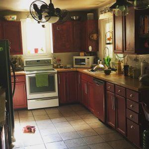 New kitchen! Im in love!